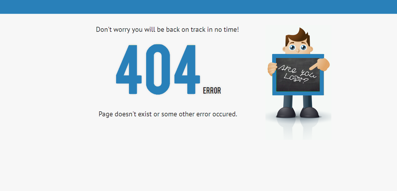 404 Featured Image