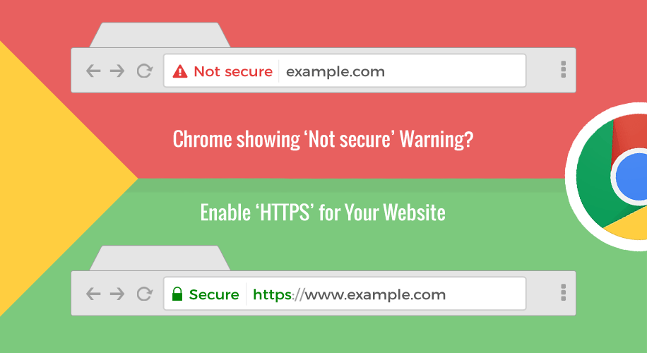 Chrome Will Flag HTTP Sites As Not Secure Featured Image